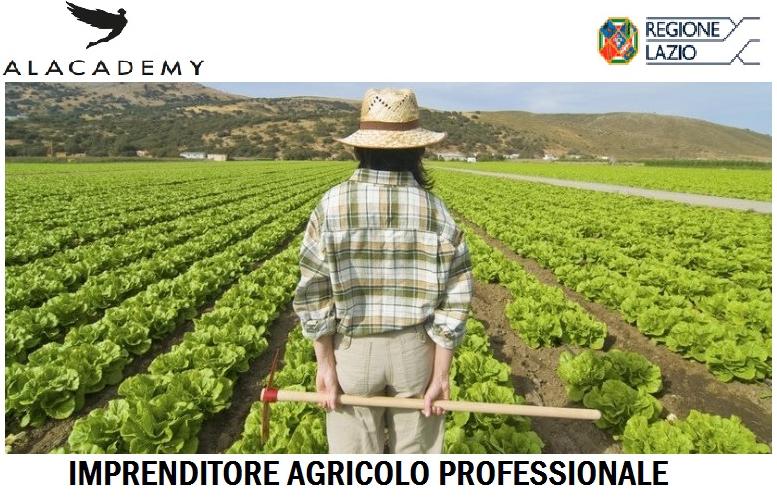 Corso IAP ONLINE – Imprenditore Agricolo Professionale a Roma