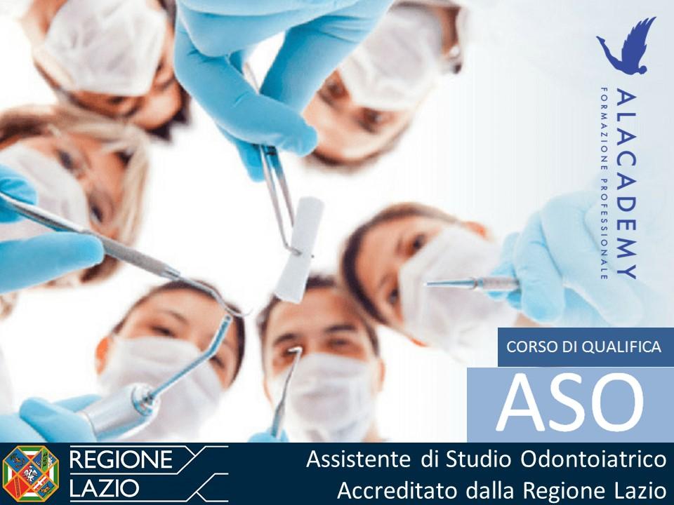 Corso ASO – Assistente di Studio Odontoiatrico - Prot 0420 - dicembre