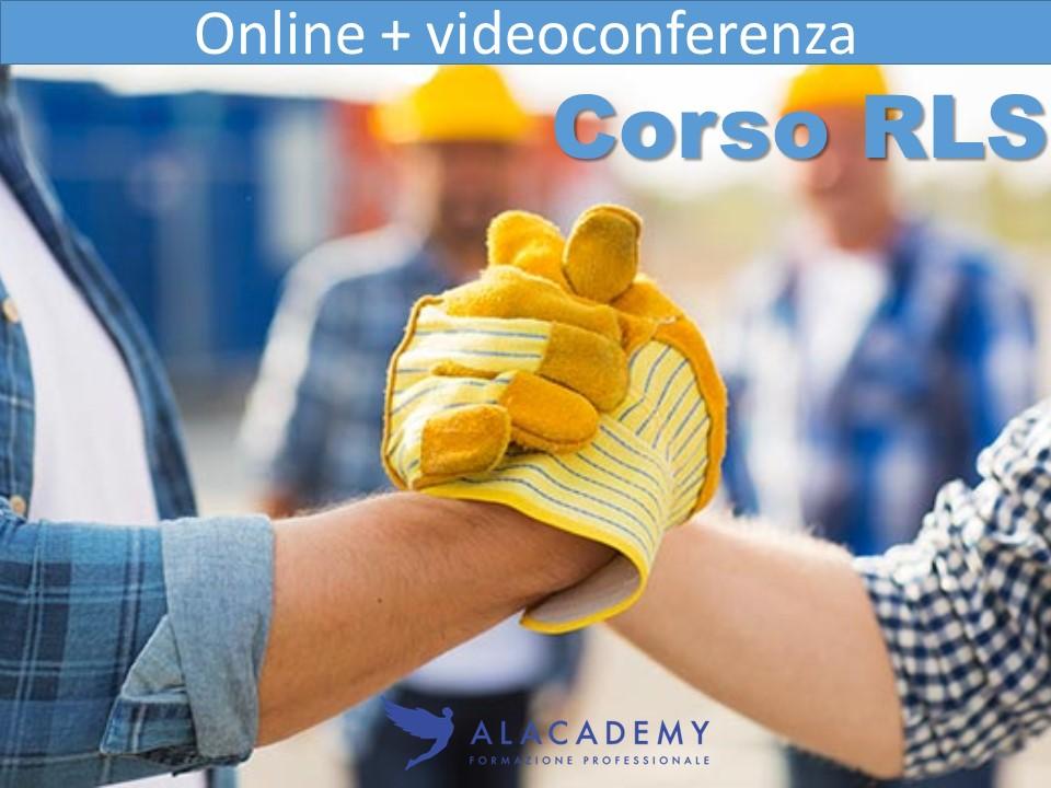 Corso RLS - ONLINE - aggiornato COVID-19